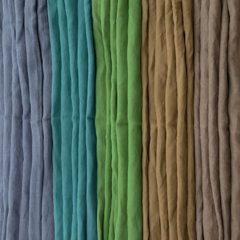 color:ブルー/ターコイズ/リーフグリーン/カラシ/クラウディモカ
