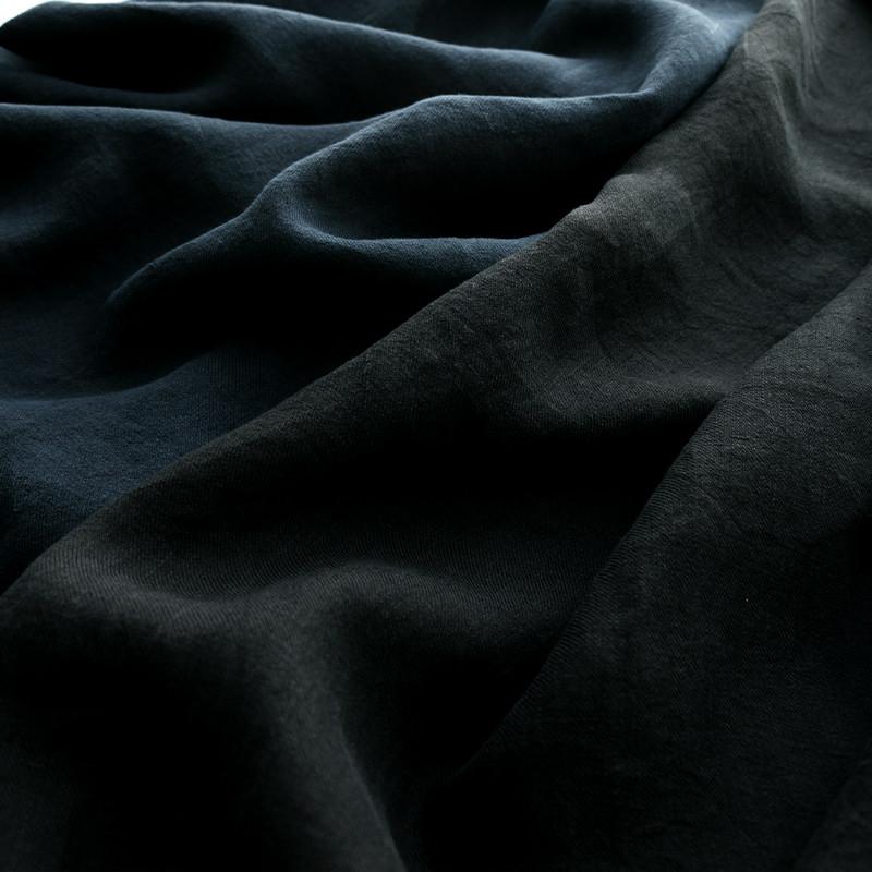 ダークネイビー/ブラック