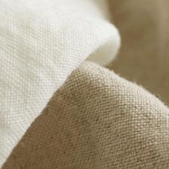平織りリネン